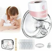 Breast Pump Electricwearable Breast Pumphands Free Breast Pumpportable Breast