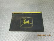 John Deere 300 Snowmobile Track Trax Flap With Mounting Hardware 658
