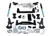 Superlift 6.5 Lift Kit-14-18 19 Old Body Gm1500 4wd W Oe Al Or Ss Ctrl Arms W