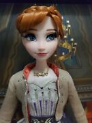 Disney Limited Edition Doll Saks Ave Frozen Anna