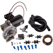 Electrical Vacuum Pump Kit For Brake Booster 12 V 18 To 22 For Gm For Chevy