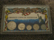 U S Silver Obsolete Coins Of Yesteryear