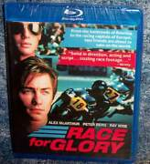 New Rare Oop Code Red Alex Mcarthur Peter Berg Race For Glory Movie Blu Ray 1989