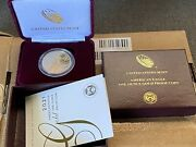American Eagle 2021 One Ounce 1 Oz Gold Proof Coin 21eb - In Hand
