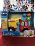 Vtech Toys For 1 2 3 Year Old Girls Boys Babies Toddlers Drop And Go Dump Truck