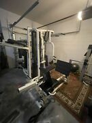 Sst Fitness Home Gym Commercial Weight Machine- Pre-owned