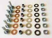 Buell Ebr Front Brake Rotor Mounting/installation Hardware Kit For Xb And 1125r/cr