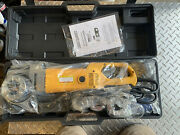 Central Machinery Electric Pipe Threader With 3 Dies 1/2. 3/4 1 And Case