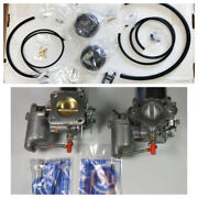 Triumph Tr6 Su Hs6 Carb Conversion Kit With Air Filter And Install Kit Made By Su