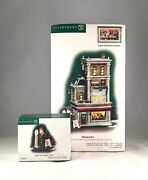 Dept 56 Lot Of 2 Woolworthand039s + Guess Your Weight 1 Cent D56 Cic Store Display