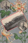 Japanese Russo War Military Army Officers And Cavalryandnbsppostcard 101