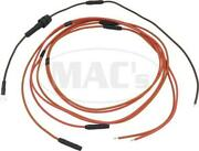 Macs Auto Parts Ignition Switch To Heater Switch To Heater Motor Wiring - 3wire