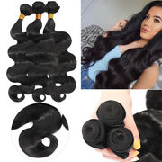 Low Price Body Wave Hair Bundles Deals As Mink Hair Soft Silky Hair Extensions