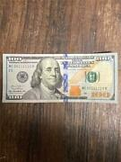 Binary 100 Bill 2013 Series Low Serial Number 5 1and039s 3 0and039s Lucky Poker