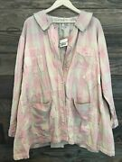 Magnolia Pearl Wilberta Potting Shed Jacket In French Flair Check