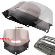 Windscreen Windshield For Honda Goldwing Gl1800 01-17 Motorcycle Front Fairing