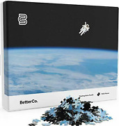 Spaceman Floating Astronaut Puzzle 1000 Pieces - Difficult Hard Jigsaw Puzzles