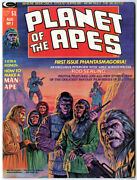 Planet Of The Apes 1974 1-26 Lot Of 13 Marvel Magazines High Grade Free Shipping