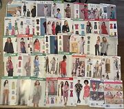 240+ Lot Of Costume Cosplay Doll Clothes Decor Kids Adults Formal Sewing Pattern