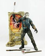 Friday The 13th - Mcfarlane Toys Movie Maniacs 1 - Jason Voorhees Loose