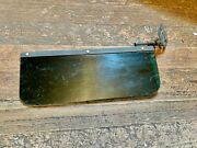 1950s 1960s Sun Shade Window Visor Tinted Green Ford Chevy Plymouth Buick Olds