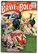 Brave And The Bold 1 - 1955 - Dc - Vg+ - Comic Book