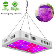 1000w Led Grow Light Kit Growing Lamp Full Spectrum For Indoor Plant Hydroponic