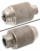 Orig. 3 Jaw Chuck For North Brothers No. 1005 Drill Press -perfect- Mjdtoolparts