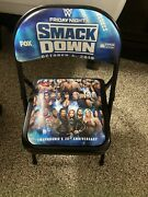 Wwe 20th Edition Friday Night Smack Down Chair