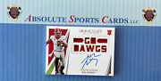 2021 Immaculate Justin Fields Rc | Go Dawgs Relic | Auto Ssp /5 | Bears