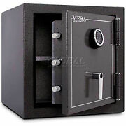 Mesa Safe Burglary And Fire Safe Cabinet, 2 Hr Fire Rating, Digital Lock, 22w X