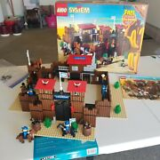 Lego 6769 Fort Legoredo - Vintage, Preowned, Box + Instructions Included, 350