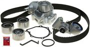 Gates Tckwp254a Timing Belt Component Kits With Water Pump