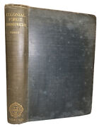1940, 1st, Colonial Forest Administration, By R S Troup, Oxford University Press