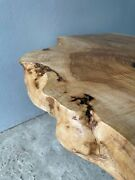 Coffee Table From Ash-tree.wood Coffee Table.epoxy Coffee Table.available In St