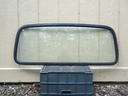 1952-54 Ford Mercury Station Wagon Courier Rear Windshield Back Window Glass Ct