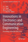 Saini H S-innovations In Electronics And C Book Neuf