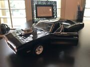 Hotwheels Elite 1970 Fast And Furious Dodge Charger 118 Diecast