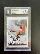 Carissa Moore Sports Illustrated For Kids Surfing Gold Usa Si Autograph Rare