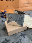Louis-vuitton Mirror Men's Wallet Very Limited Sold Out