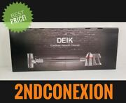2in1 Deik Cordless Stick Handheld Vacuum Cleaner Strong Power Suction Wall Mount