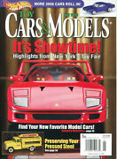 Toy Cars And Models Magazine Bundle 12 Issues 2006 Complete Like-new Awesome