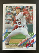 2021 Topps Series 1 Shohei Ohtani Vintage Stock Parallel D 37/99 Angels Mvp Cy