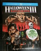Halloween 3 Season Of The Witch Blu-ray Scream Factory With Slipcover