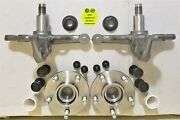 1996-2004/96-04 Ford Mustang Spindles And New Hubs-sn95/foxbody Conv-sandblasted