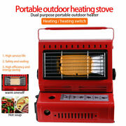 Portable Dual Purpose Heater Double Coherent Heat Source Survival Tools Us Stock