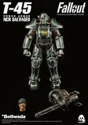 Threezero Fallout 1/6 T-45 Ncr Salvaged Power Armour Sealed / Unopened
