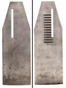 Orig. 2 1/4 Cutting Iron For A Later Siegley Plane - No. 5 1/2 - Mjdtoolparts