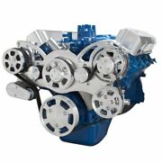 Ford Fe 390 All Inclusive Serpentine System Ac Ps Alt Ffe 427 428