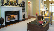 Superior Wood-burning Fireplace Traditional Open Front 42 Wrt3042ws Radiant Ws